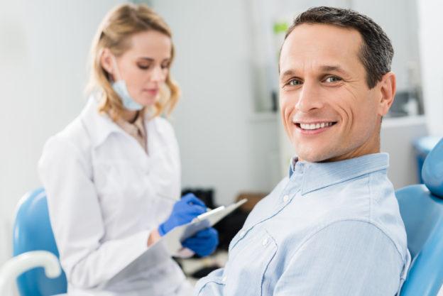 Oral surgery anesthesia